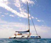 Catamaran Las Galletas